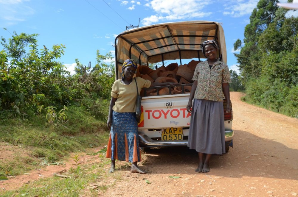 Leader Of The Women Initiative Potteries Proud Of Their Delivery Of Upesi Liner