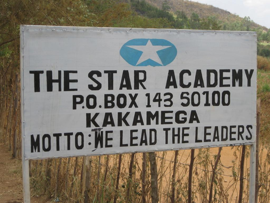 The Star Academy School Emblem