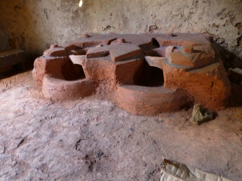 Very Nice And Practical Example Of A Upesi Stove